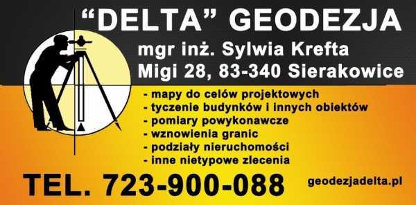 Delta Geodezja Sierakowice Darmowy Katalog Stron Firmowych